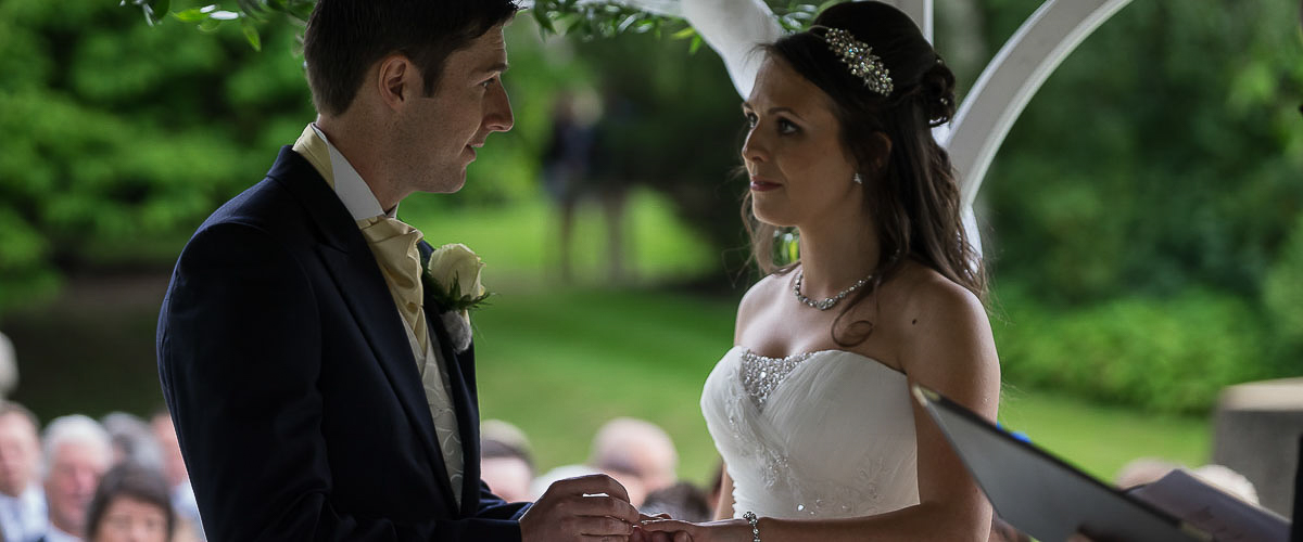 Rowhill Grange Wedding Vows